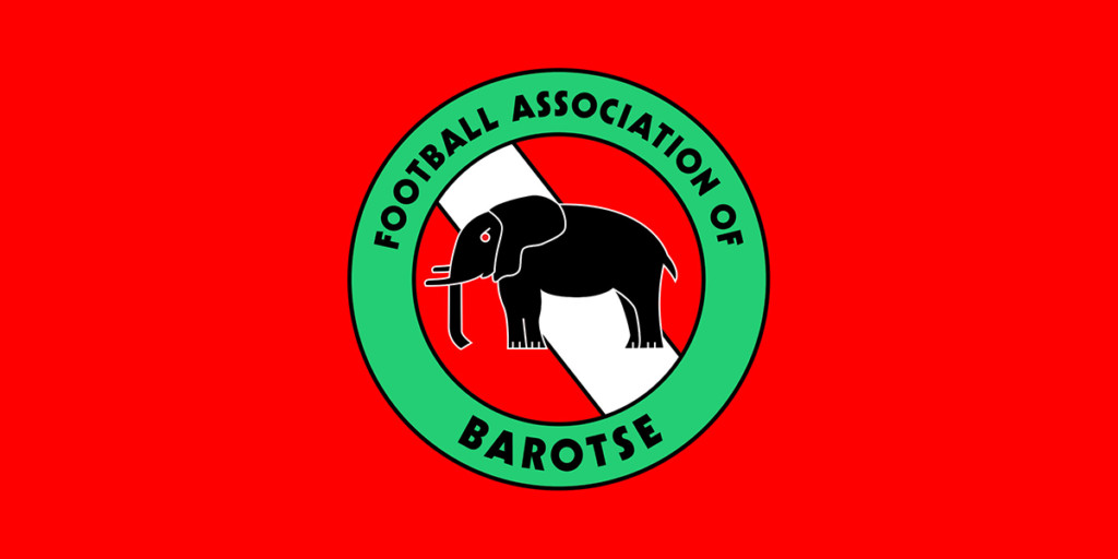 Football Association of Barotseland, Elephant, crest, badge, soccer, conifa, Namibia, Botswana, Zimbabwe, Zambia, Angola