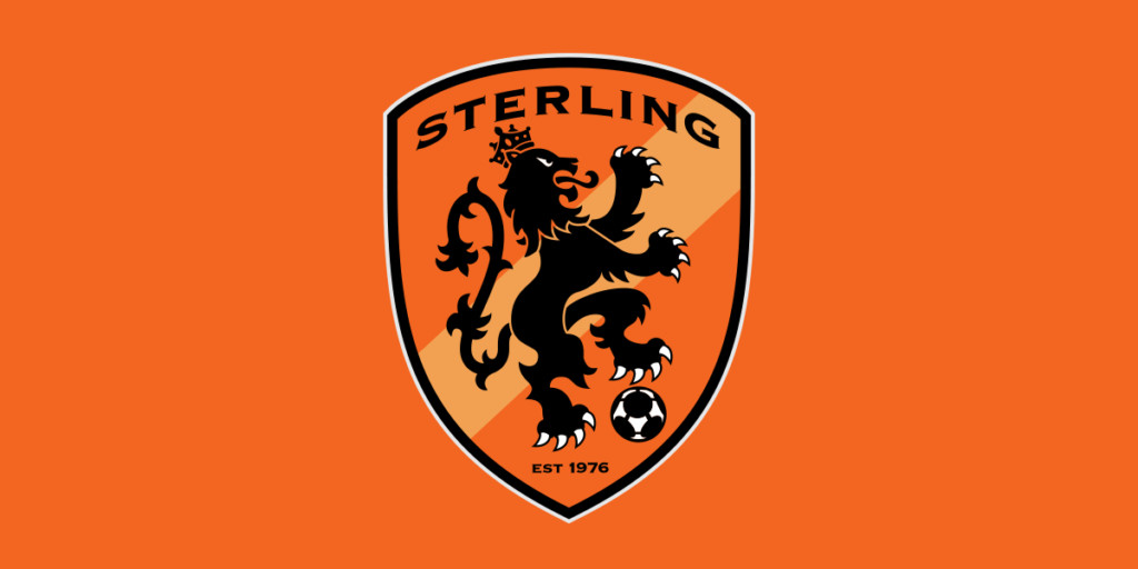 Sterling Soccer Club crest by Matthew Wolff