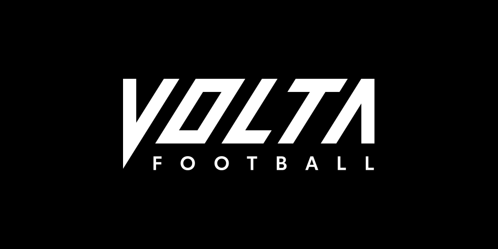Volta Football Logo Matthew Wolff Design, EA Sports Fifa20