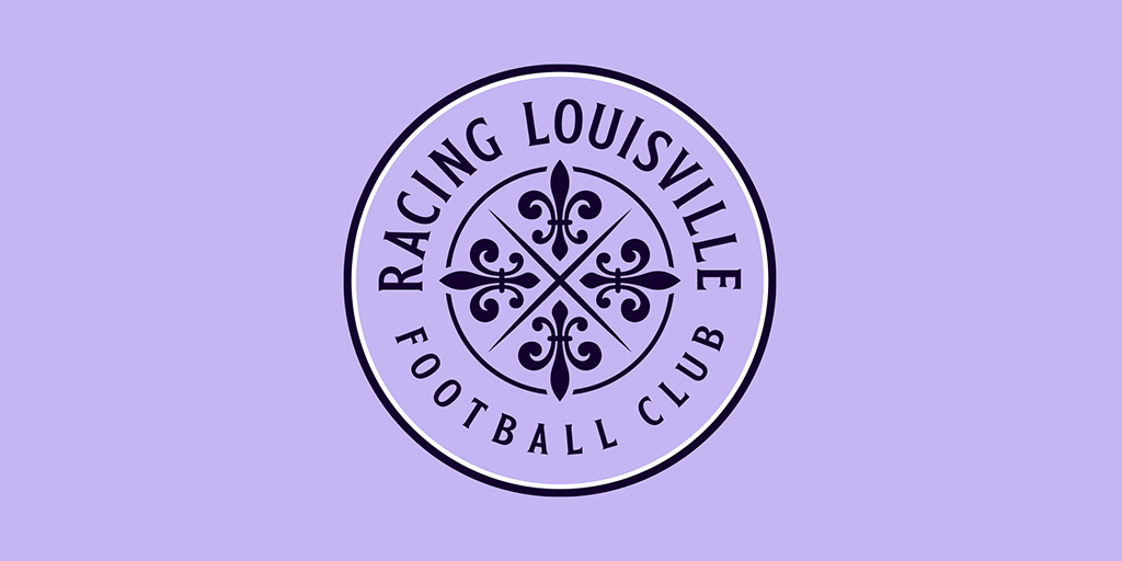 Racing Louisville FC Crest