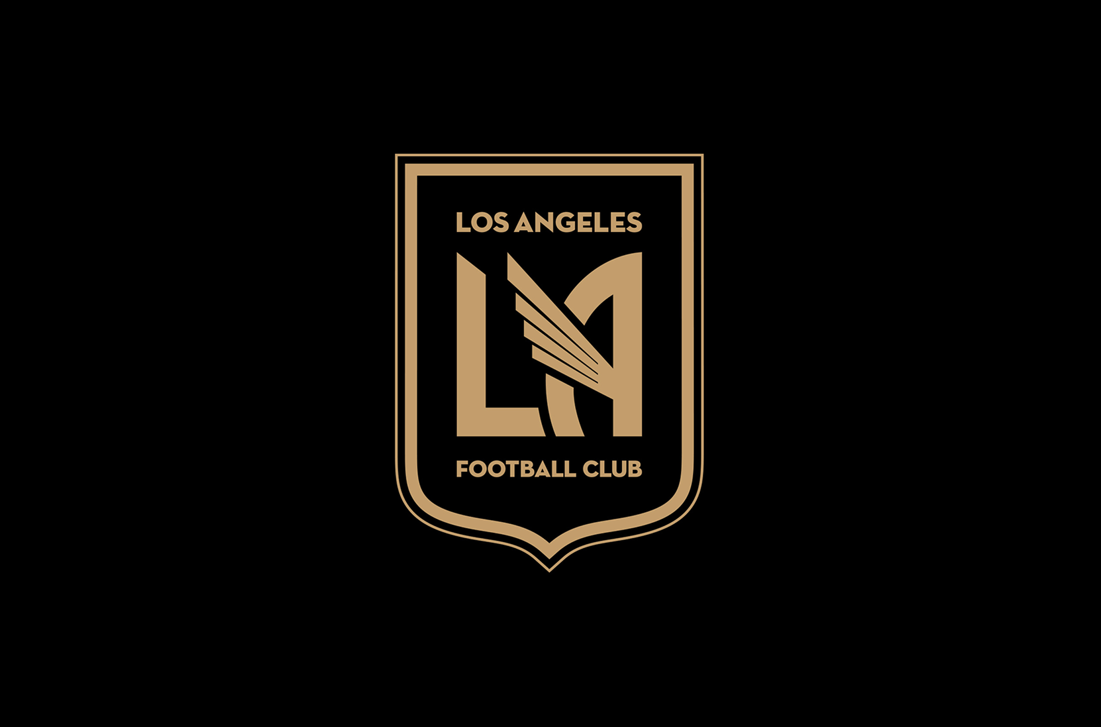 LAFC Badge, LAFC Logo, Matthew Wolff Design, Soccer, Football, Crest, Badge, Logo, Los Angeles FC, Club, Los Angeles Football Club, MLS, Adidas, Artist, Graphic Designer, Branding
