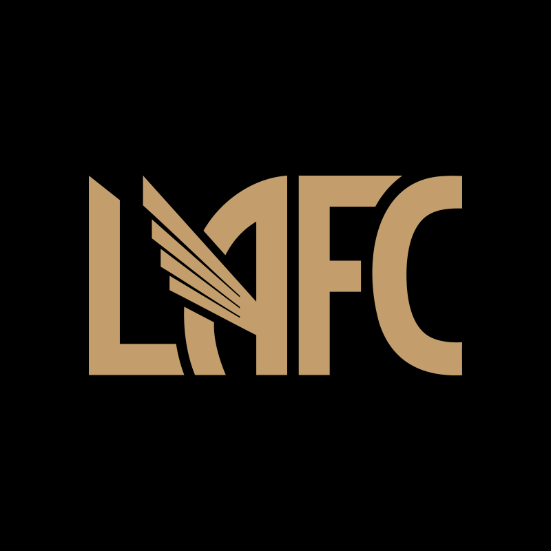 LAFC secondary logo, LAFC Designer, LAFC Logo, Matthew Wolff Design, Soccer, Football, Crest, Badge, Logo, Los Angeles FC, Club, Los Angeles Football Club, MLS, Adidas, Artist, Graphic Designer, Branding