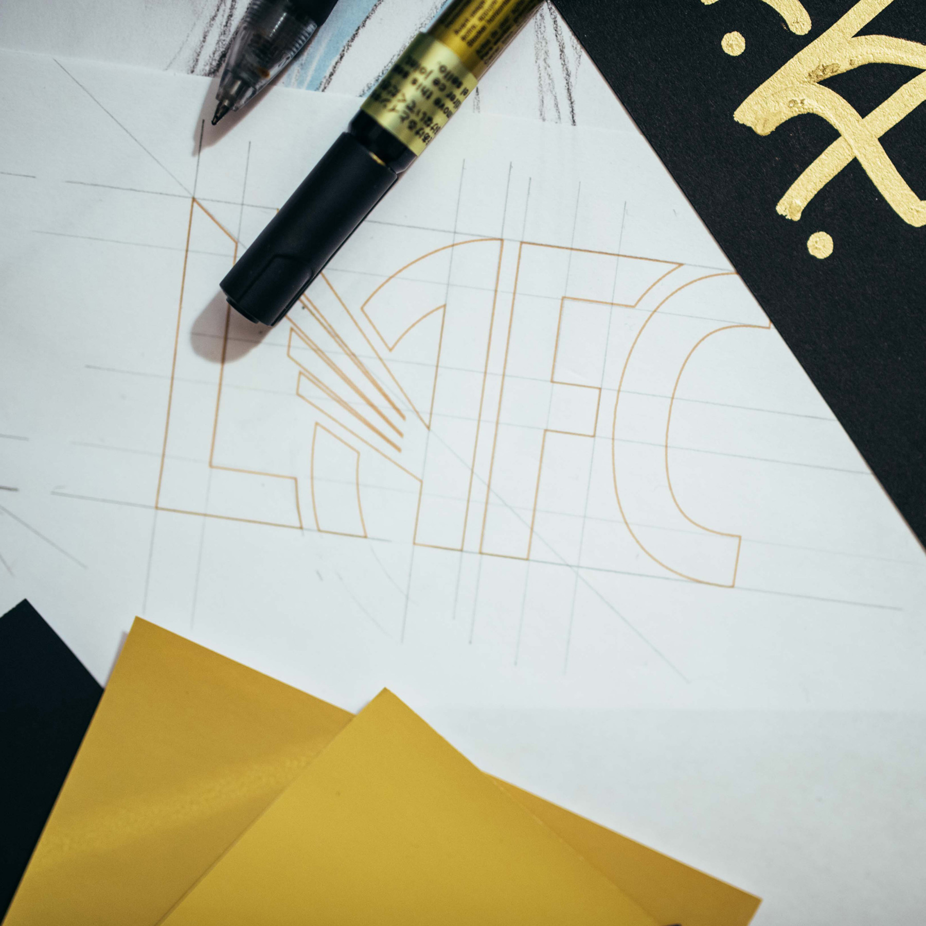LAFC Badge, LAFC Logo, Matthew Wolff Design, Soccer, Football, Crest, Badge, Logo, Los Angeles FC, Club, Los Angeles Football Club, MLS, Artist, Graphic Designer, Branding, Nate Congleton