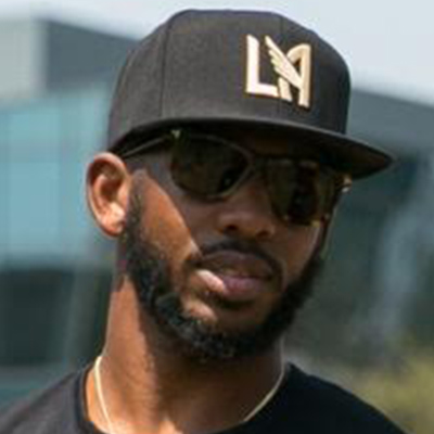 Chris Paul LAFC Cap