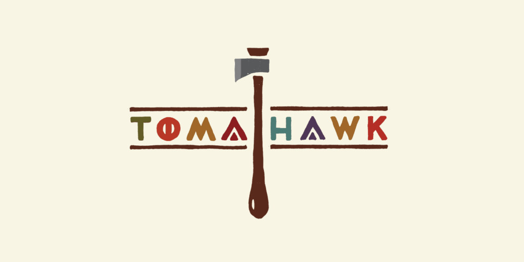 Tomahawk Maple Syrup Logo