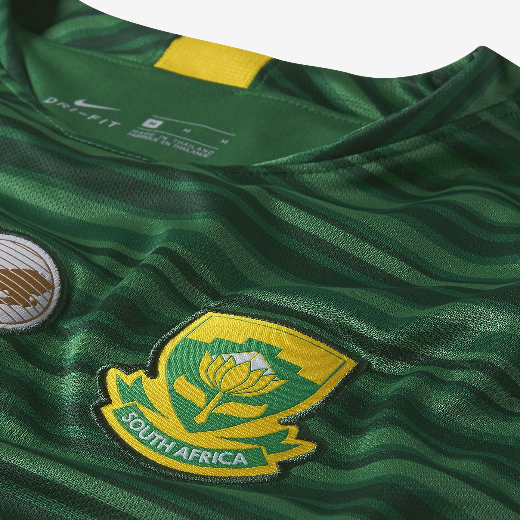 South Africa Away Kit, Jersey Nike 2018, Matthew Wolff, Bafana Bafana, Tour Yellow, Gorge Green, Soccer Jersey